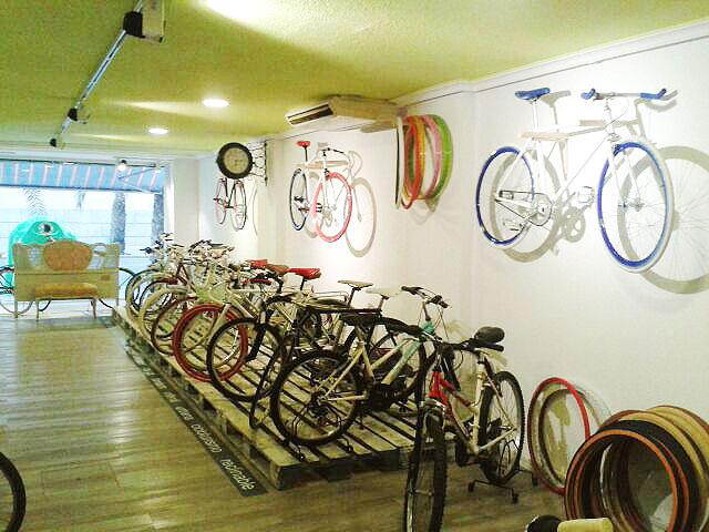 Interior Bikes&City
